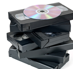 VHS to DVD Services MN