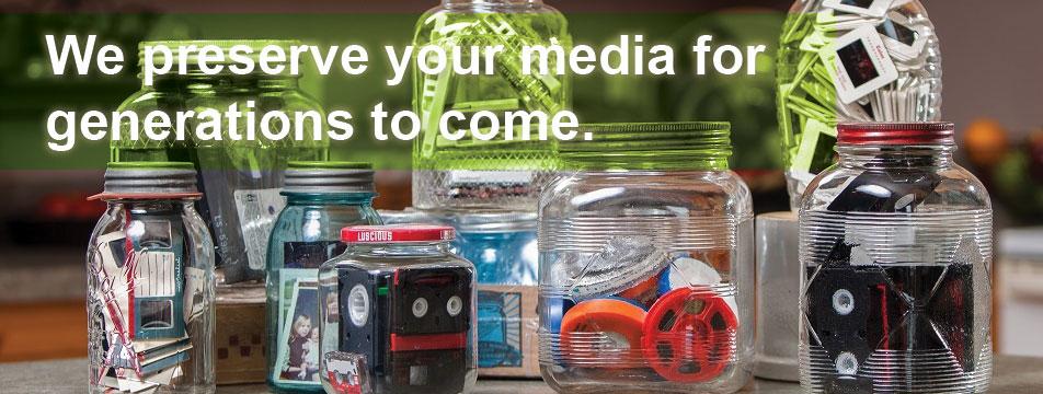 Preserve Your Media