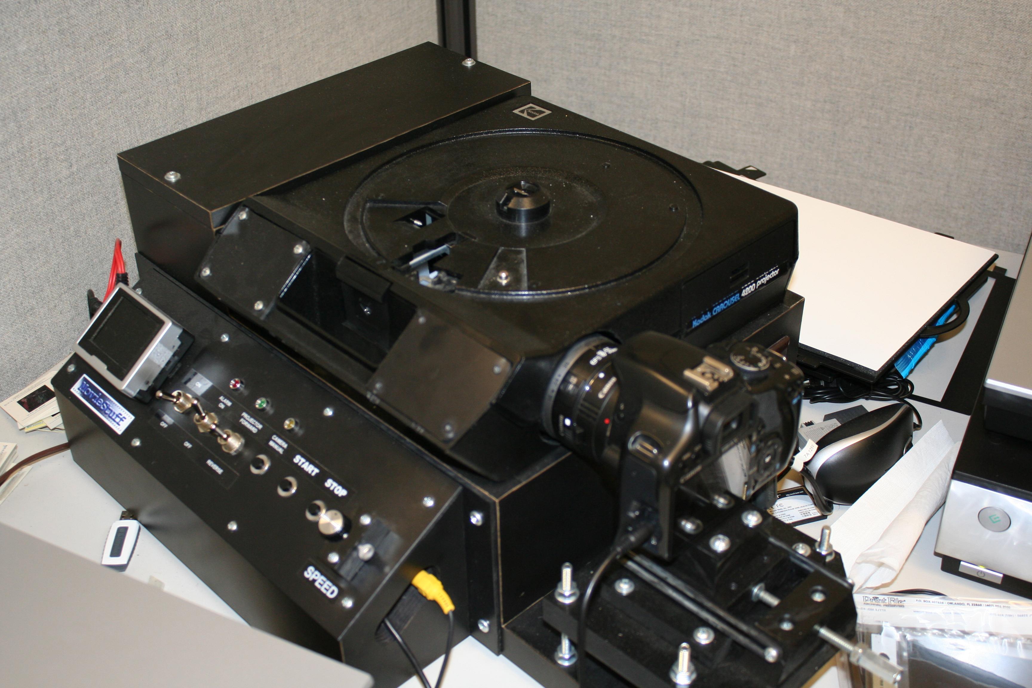 35mm Photo Slide Scanning Service MN | Negatives Scanning MPLS